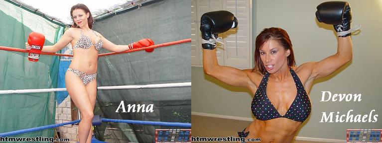Anna and Devon Michaels