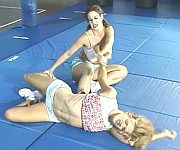 Myself belly punching female domination