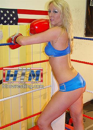 Amber vs Darrius Mixed Boxing