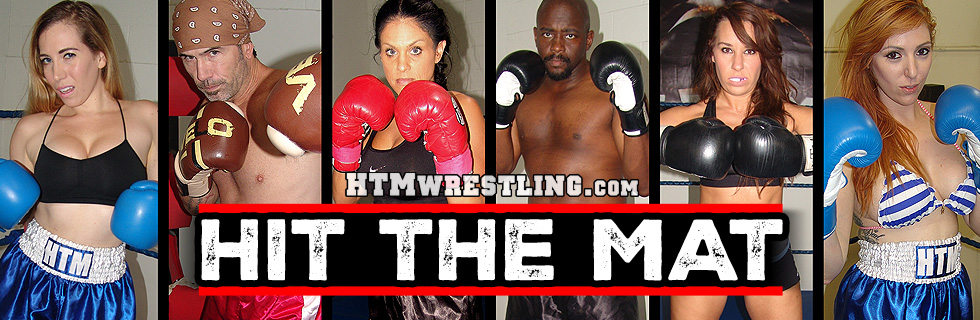 Hit the Mat Mixed Boxing , Mixed Wrestling and more - HTMWrestling.com