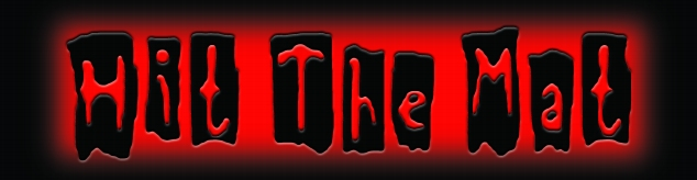 Old Hit the Mat Logo