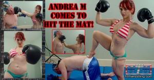 Andrea Mixed Boxing