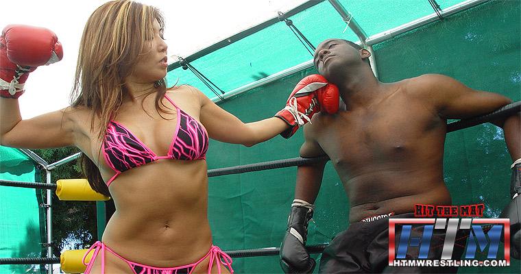 Akira Lane Vs Darrius Mixed Boxing  Mixed Fights-3840