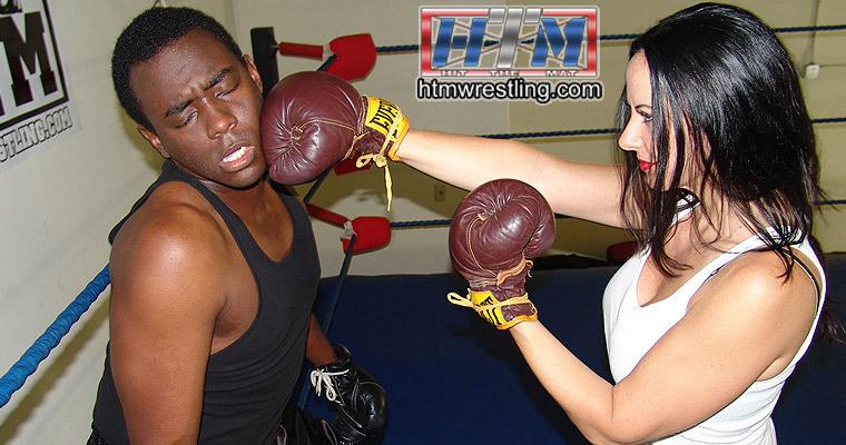 Sexy Mixed Boxing Video
