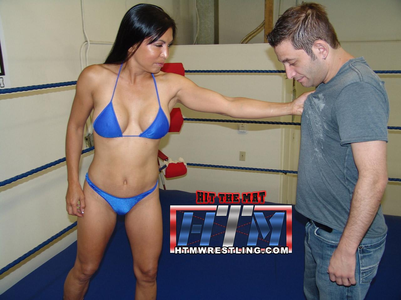 Santana Breaks His Balls  Mixed Fights-7909