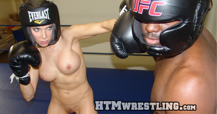 Mixed Boxing Fetish Fighting