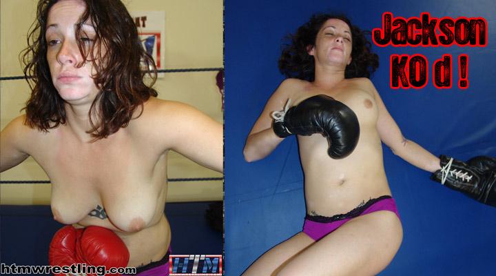 POV Fighting Boxing Maledom