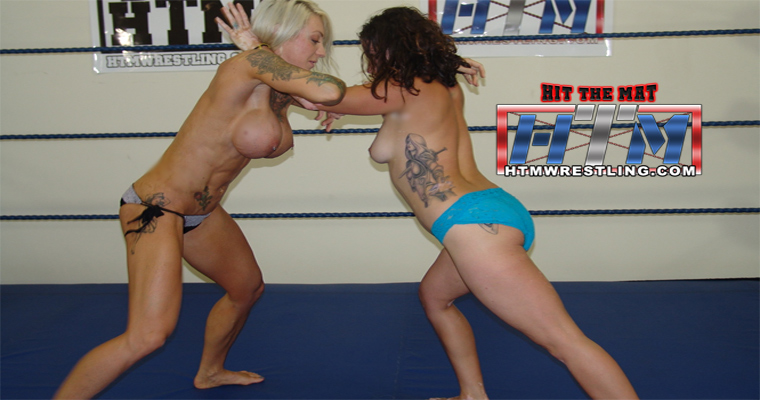 Topless Catfight Wrestling