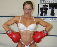 Muscle FBB Maria Garcia Mixed Boxing