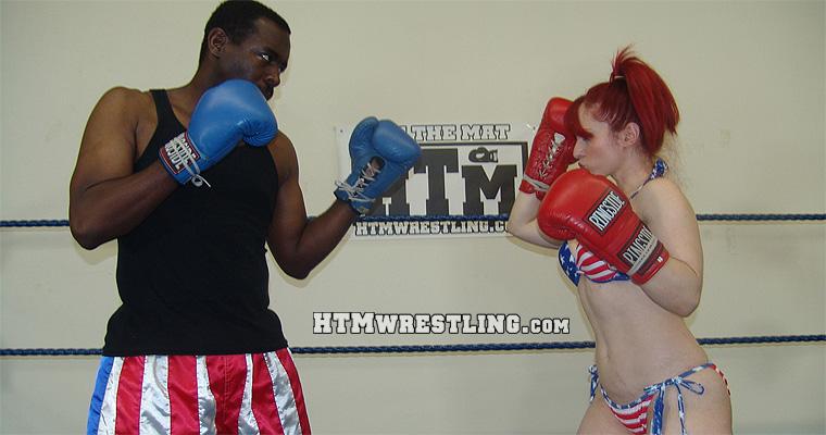Mixed Boxing Andrea Rosu Reality