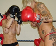Foxy Boxing Babes
