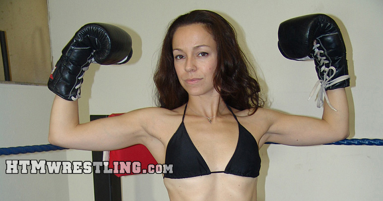 Mixed Boxing POV Foxy Boxing Flexing