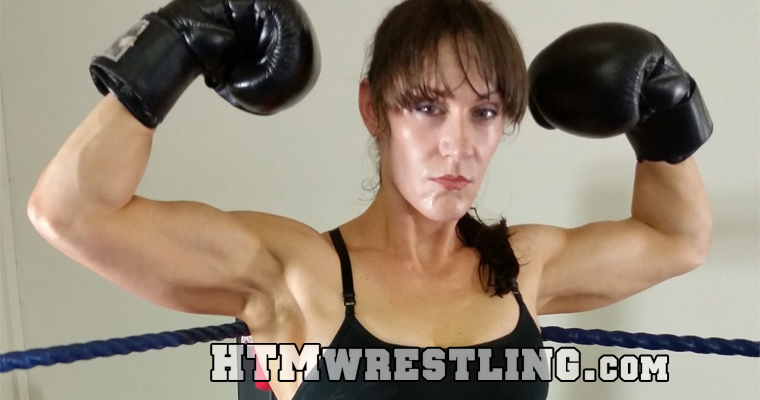 Mixed Boxing Female Domination