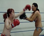 Kianna POV Beatdown MMA Domination