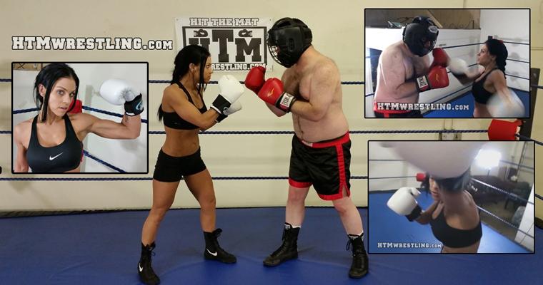 Italian Boxing Woman