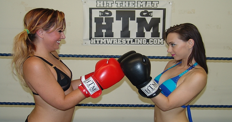Foxy Boxing Bikini Battles