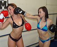 Foxy Boxing Babes