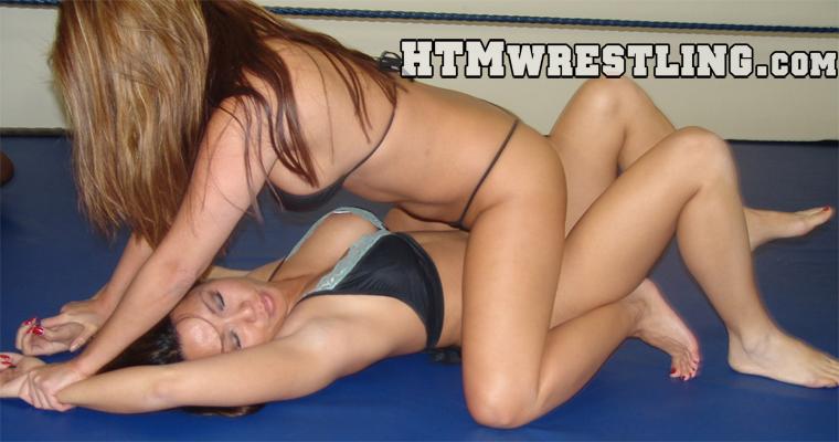 Squash Female Wrestling