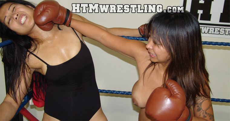 Foxy Boxing Asians