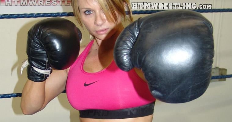 POV Femdom Boxing