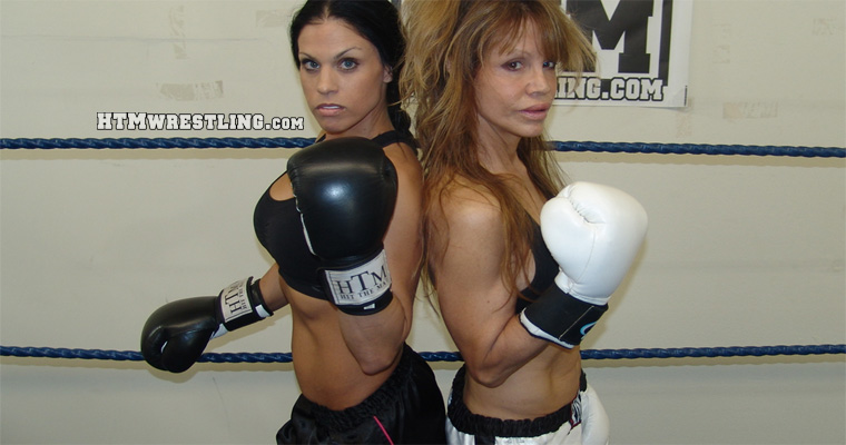 Real Female Boxing