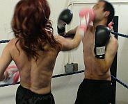 Sarah Brooke Mixed Boxing
