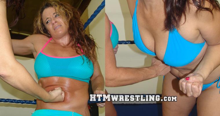 Belly Punching Female Training