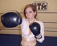Mixed Boxing Ryona POV