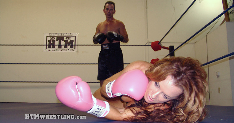 Mixed Boxing Ryona Beatdown