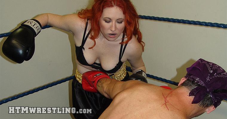 Mixed Boxing Ryona Beatdown