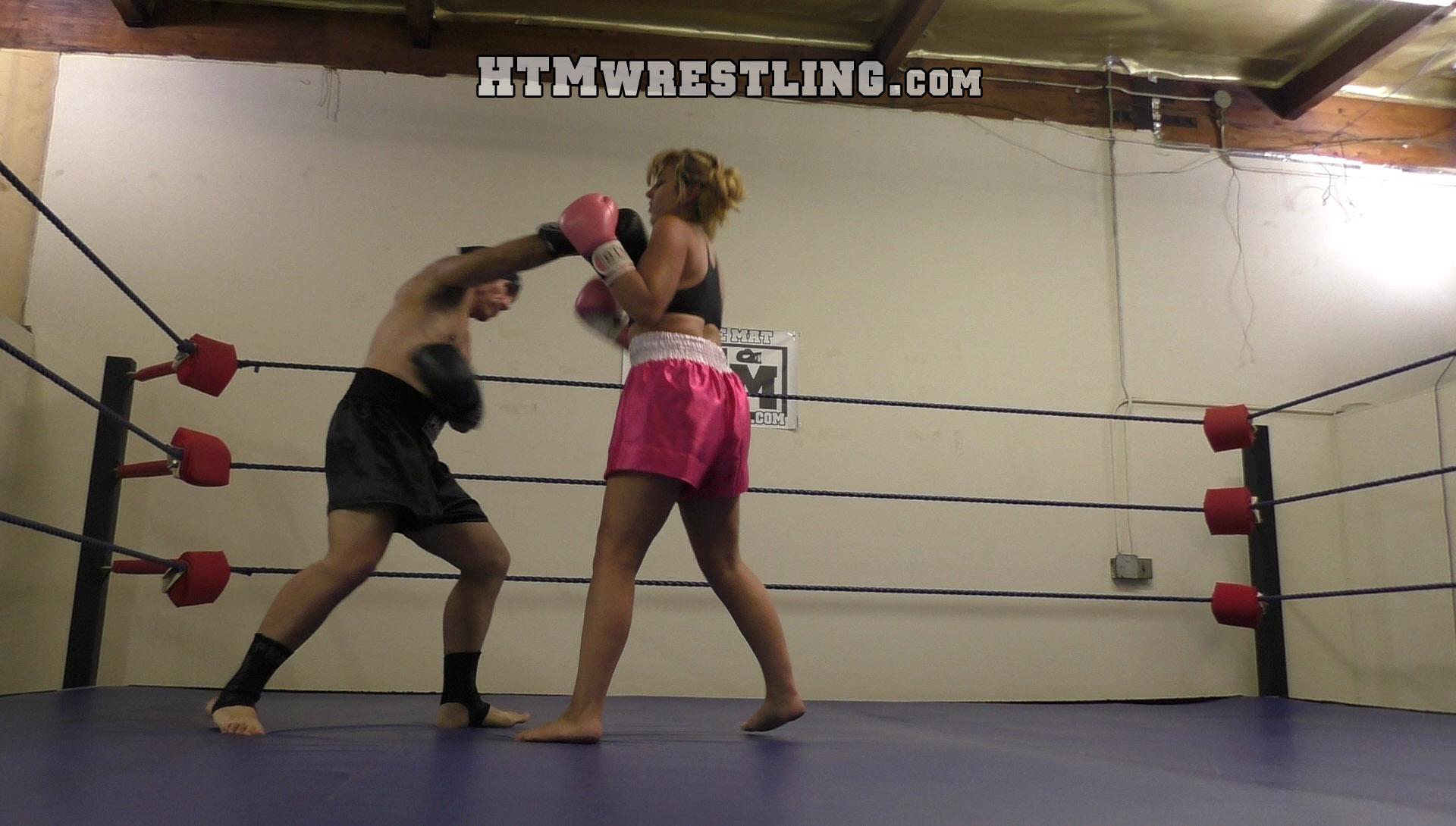 Free femdom wrestling clips