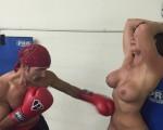 Christina Carter Boxing