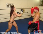 Topless Boxing