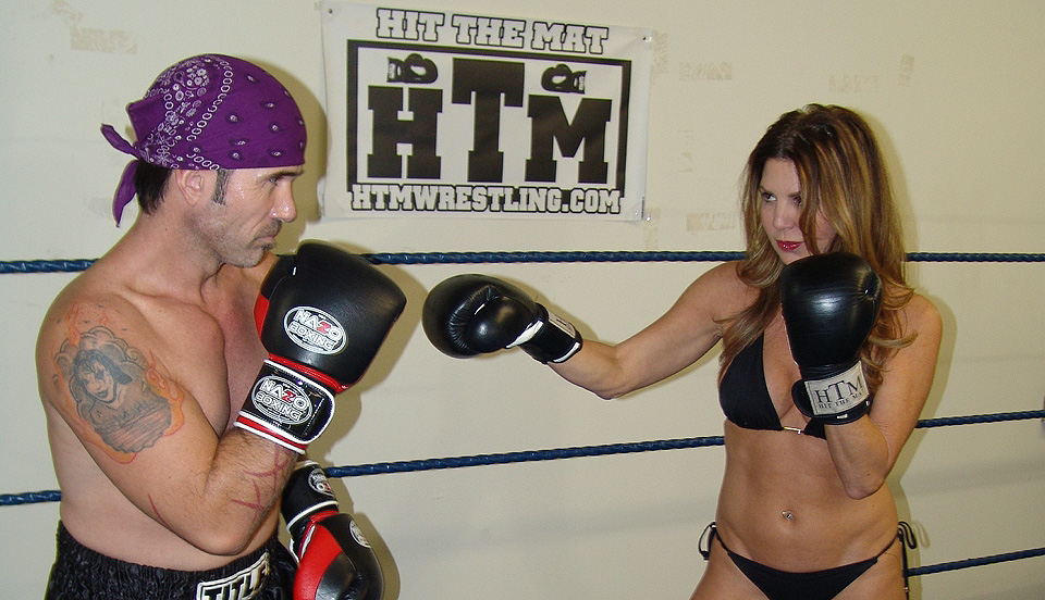Hollywood Vs Rusty Ii  The Rematch  Mixed Boxing-8193