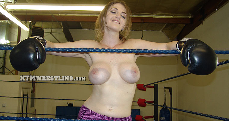 Femdom POV Boxing Mixed
