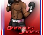 Darrius by VexedZero