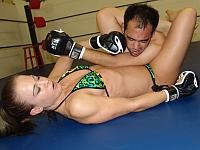 MMA Beatdown Femdom