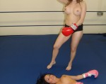 Erika Defeats Gabrielle