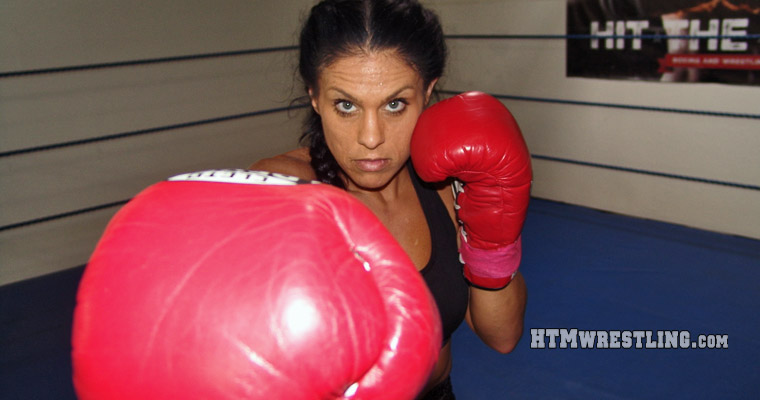 POV Boxing Defeat