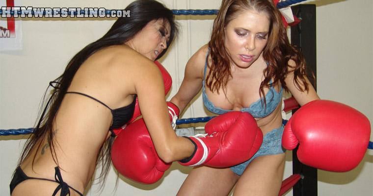 erotic female boxing