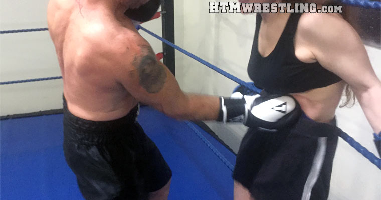 POV Boxing Defeat