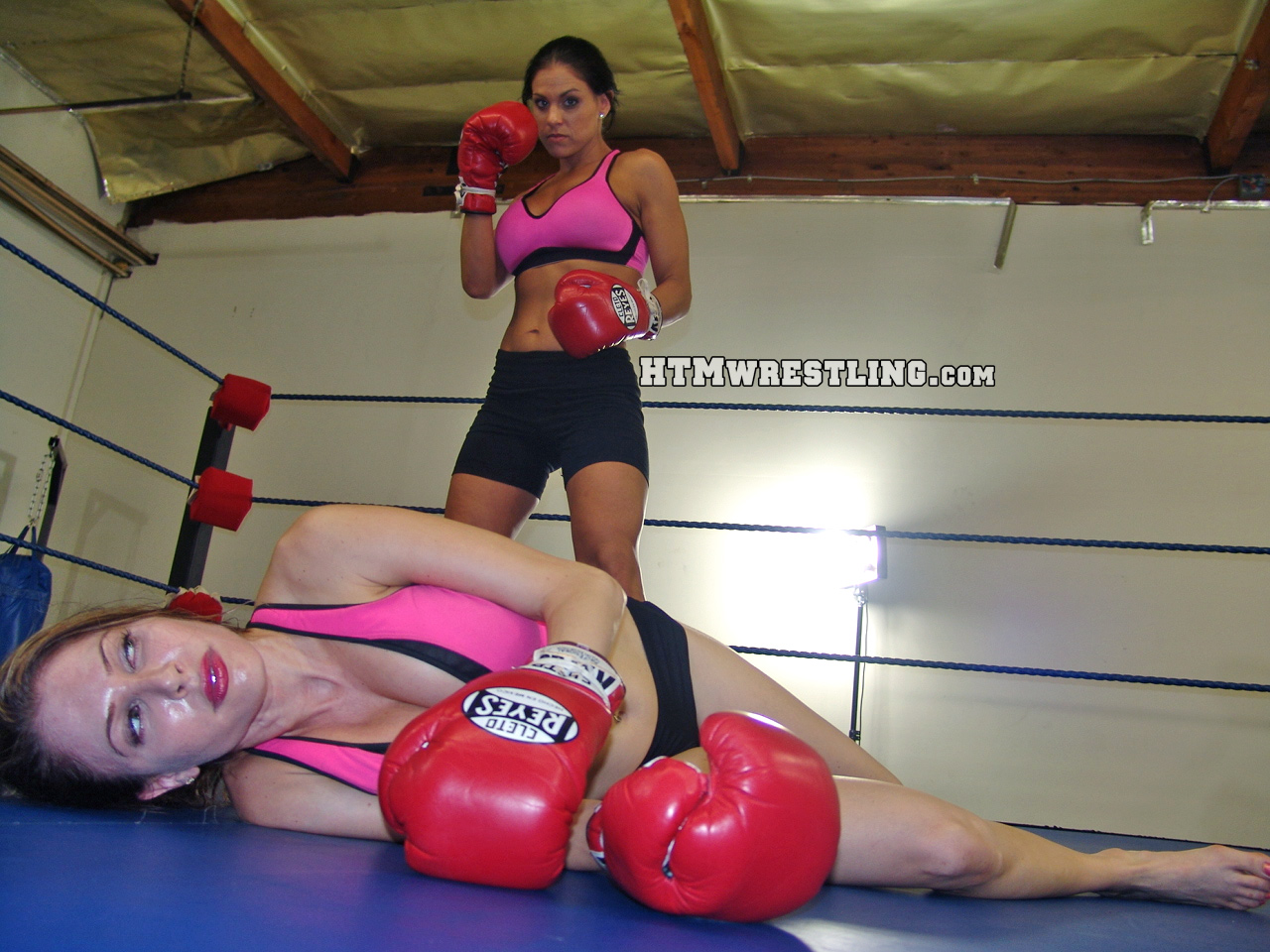 Mature Women Boxing Hot Girl HQ Wallpaper