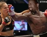 Rousey vs Darrius
