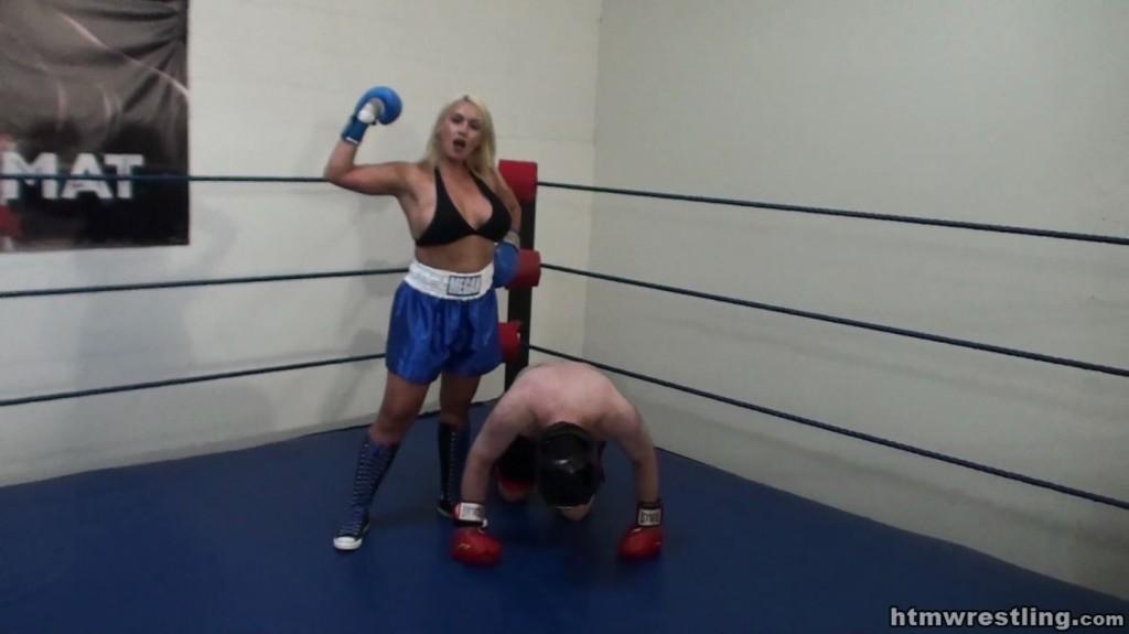 mixed Megan wrestling jones