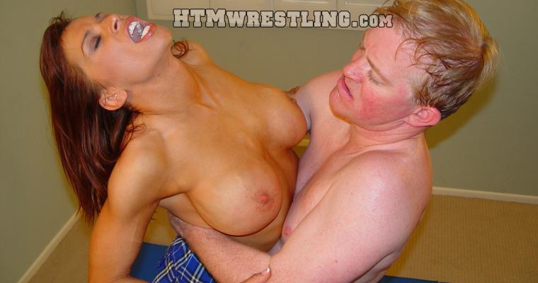 Maledom Wrestling Ryona