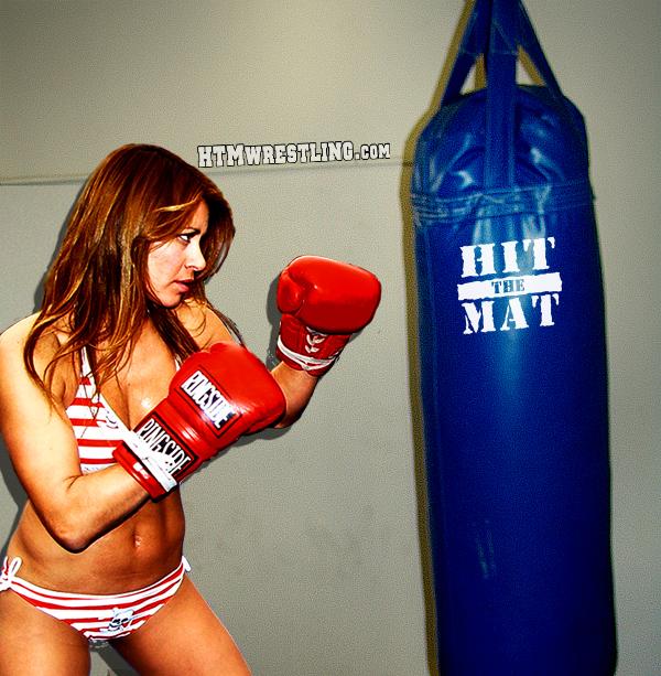 RaquelBoxingBag