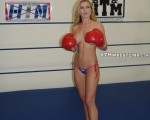 Boxing Blonde Randy Moore