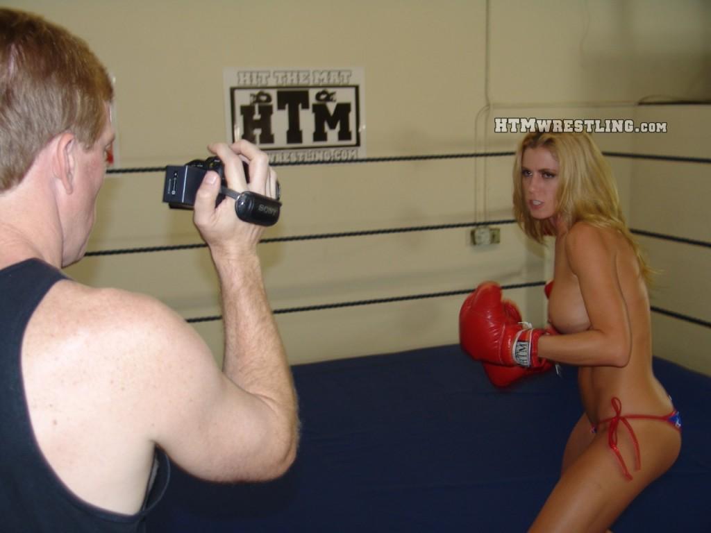 POV Boxing Randy More BTS