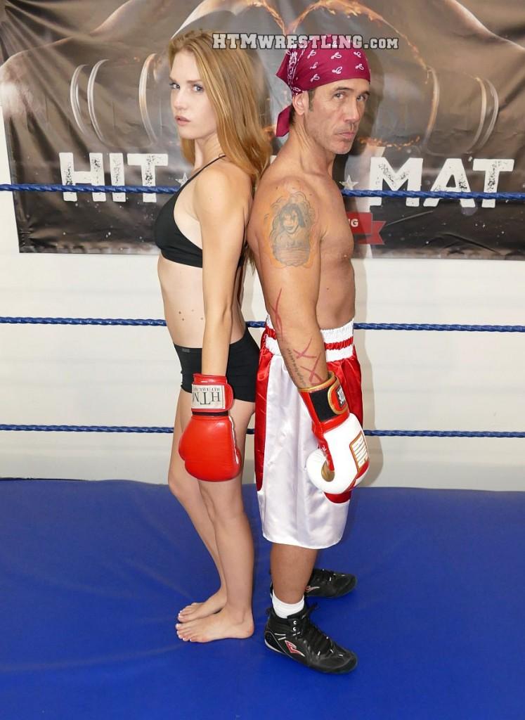 Mixed Boxing Ashley Lane