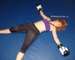 Boxing Knockout Nikki Fierce